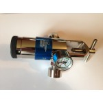 Pressure Reducing Oxygen Regulator - 2 SISS Outlets